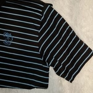 Greg Norman Collection Shirts - Greg Norman golf shift Large Turnberry Scotland